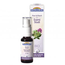 Complesso 14 - Esami, Studi - Spray - 20 ml | Biofloral