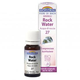 Rock water - Acqua di roccia - 9 g | Biofloral